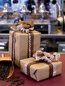 Il caffè impacchettato di Brizzolari