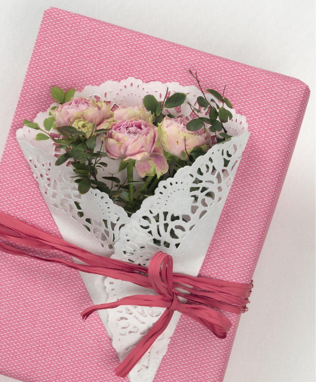 Kit Carta Nastro romantico