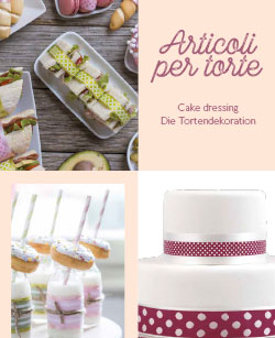 CATALOGO GENERALE / Articoli per torte