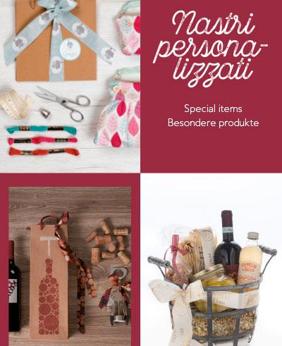 CATALOGO GENERALE / Nastri personalizzati