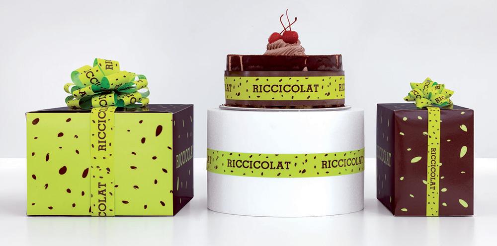 nastro per dolci personalizzato dress cake