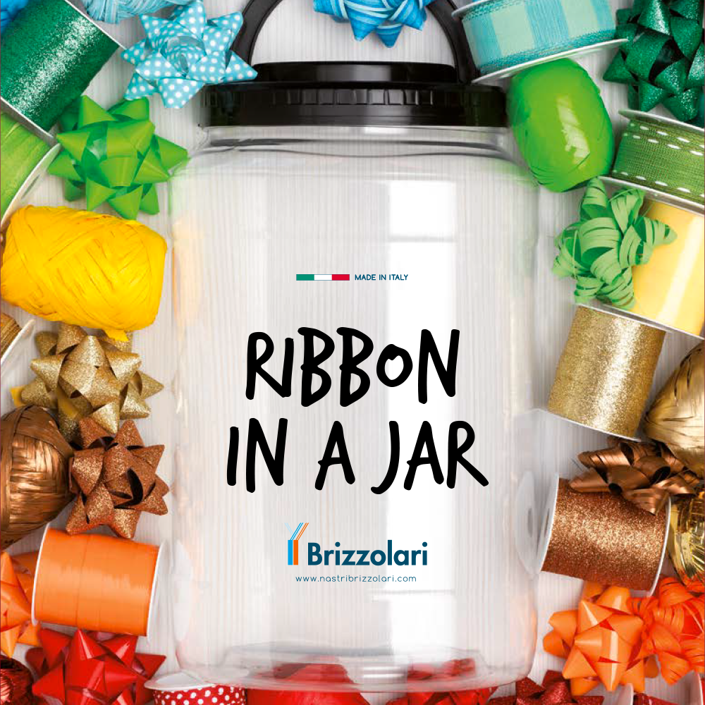 Ribbon in a Jar