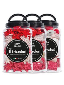Linea Ribbon in a Jar di Brizzolari