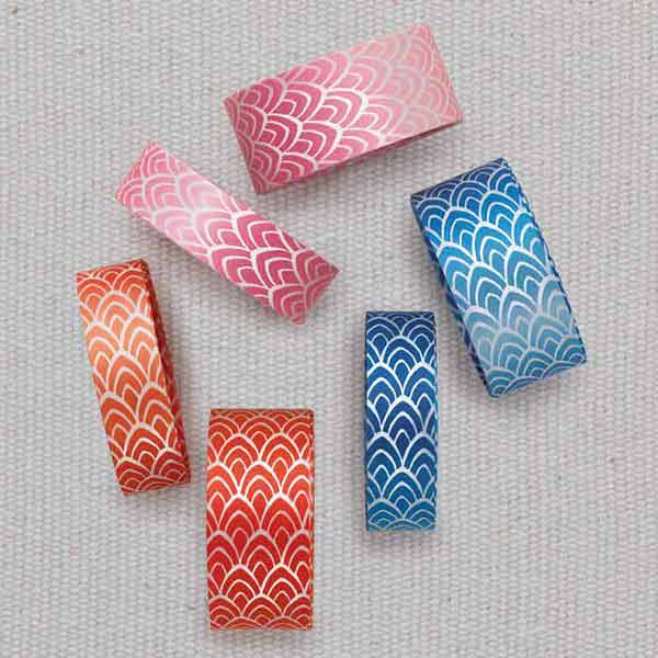 nastro pattern gocce