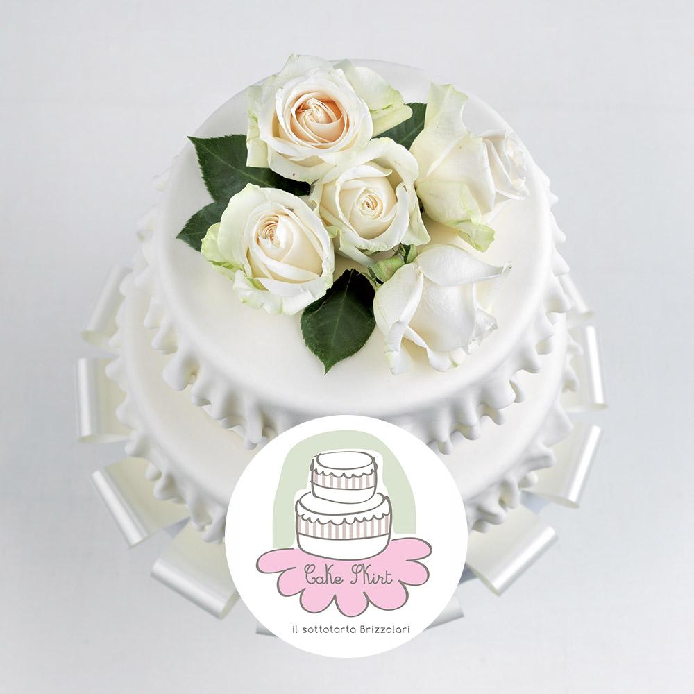 cake skirt, il sottotorta