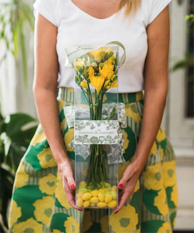 nastri per fiori e piante