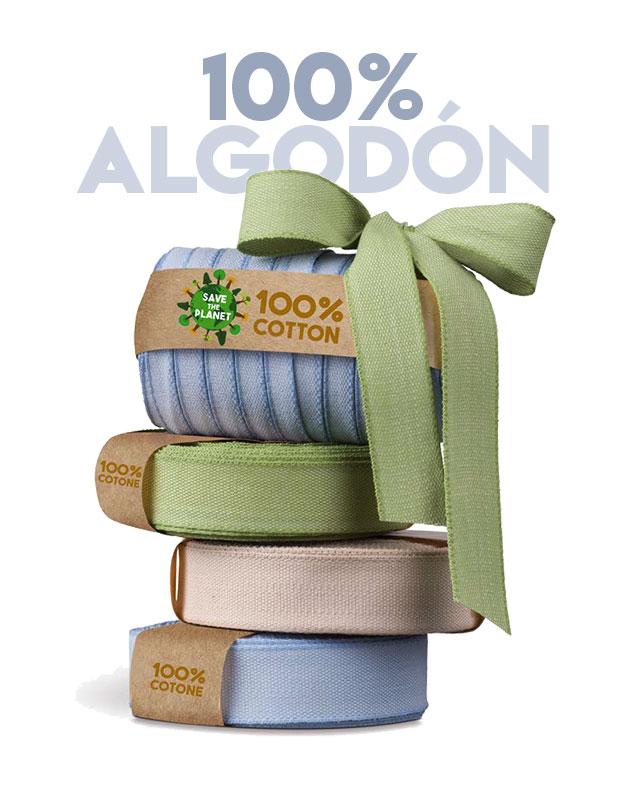 cintas algodon