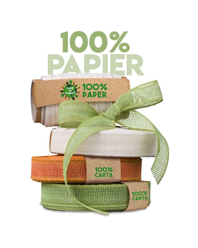 rubans decoratifs papier