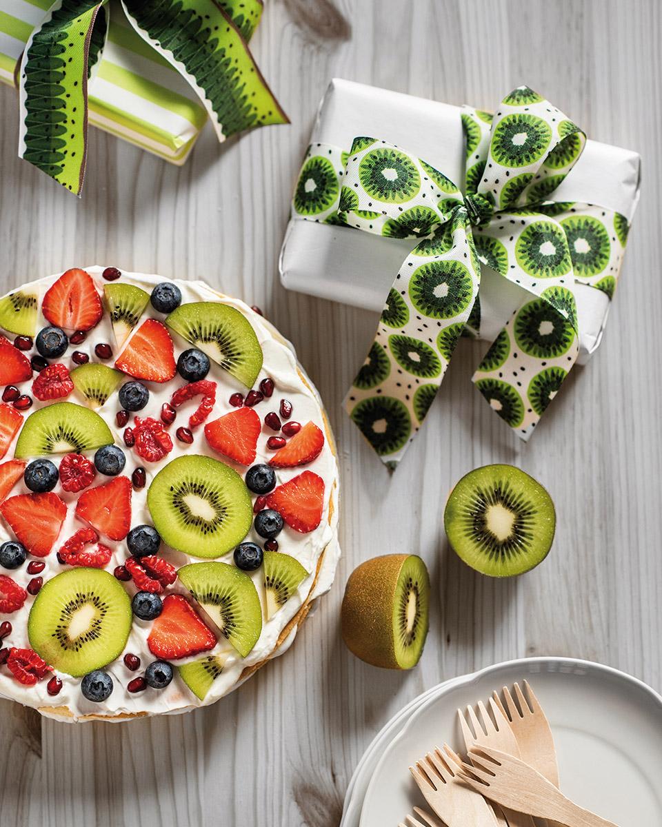 espositori nastri decorativi fantasia frutta