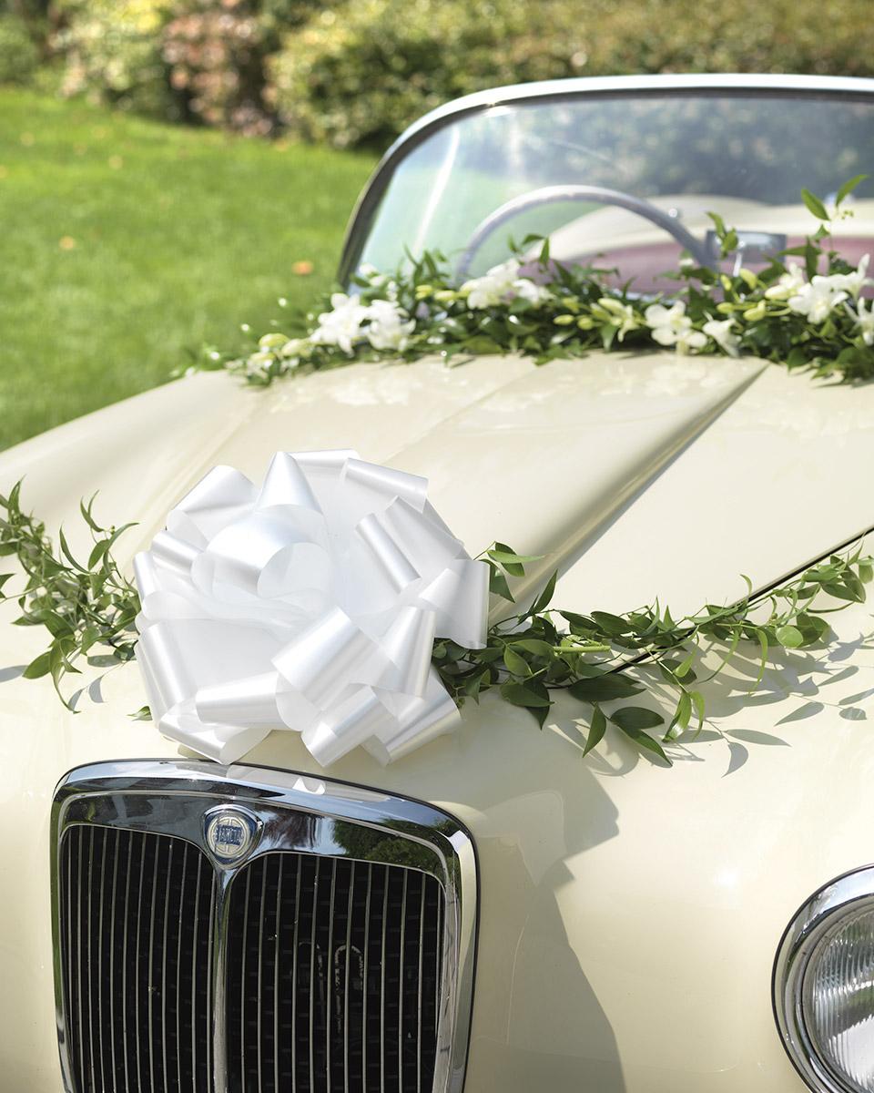 fiocco auto matrimonio