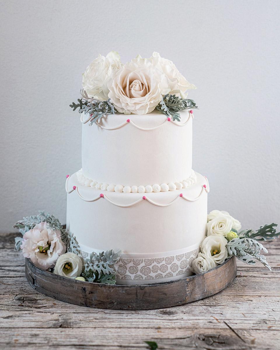 nastri per torte matrimonio